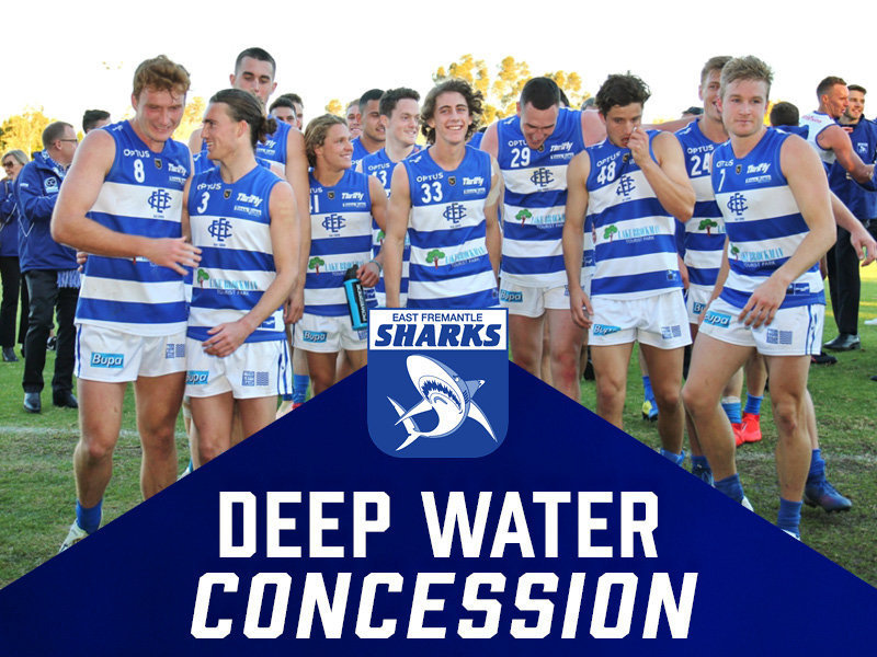 Deep Water Membership - Concession