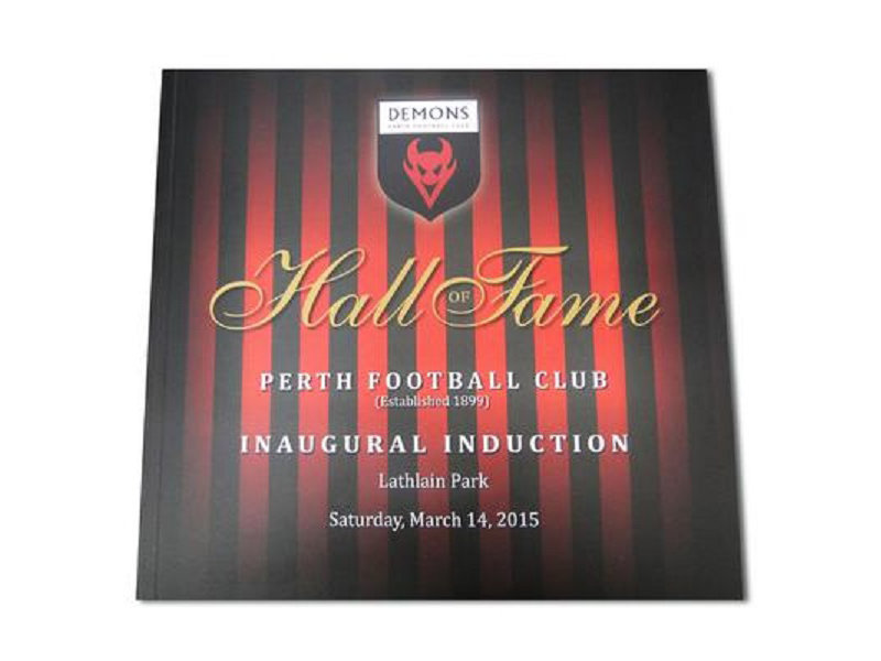 Hall of Fame Book 2015