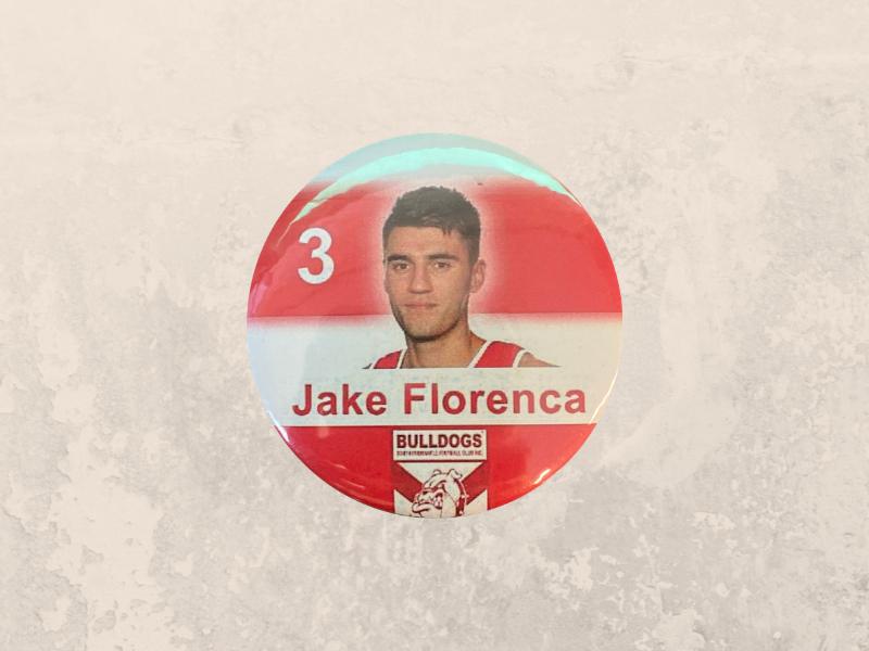 Jake Florenca Badge