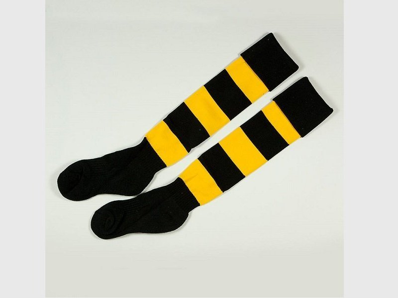 Elite Tigers Playing Socks Size 7-11