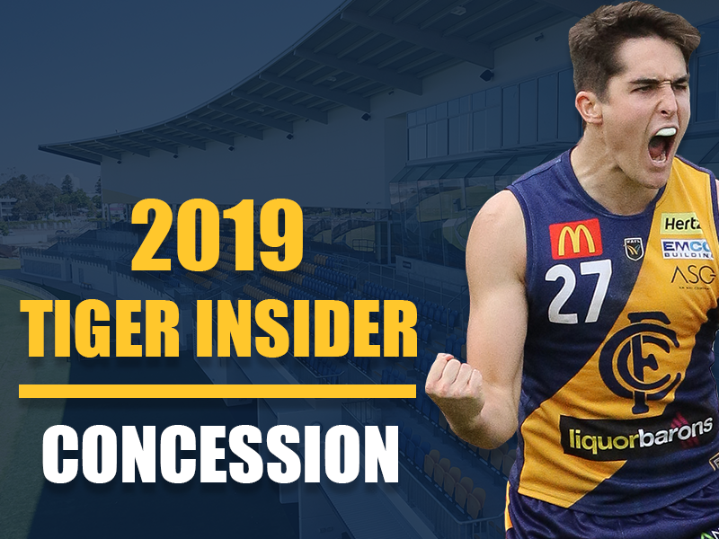 Tiger Insider - Concession