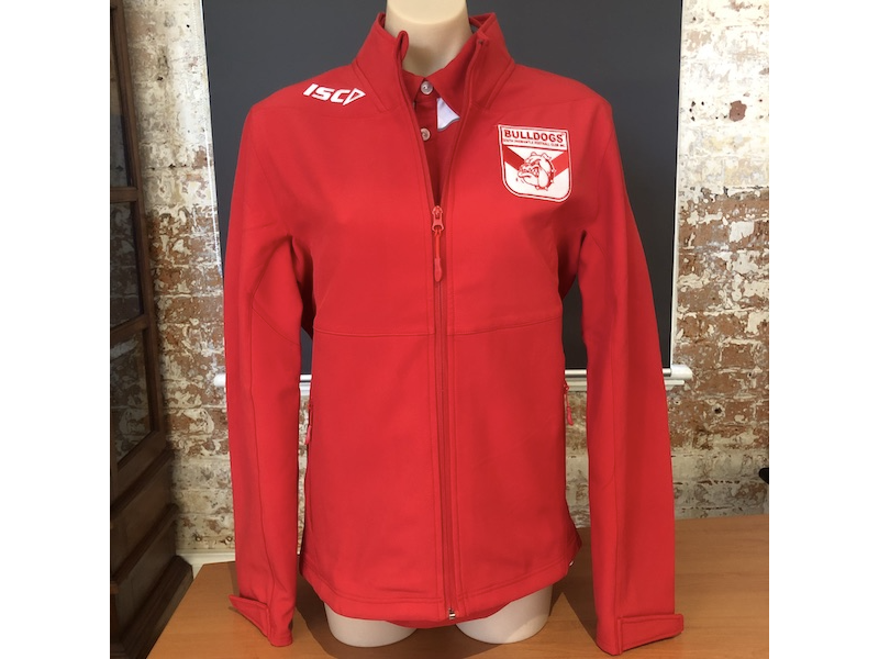 Red Soft Shell Jacket