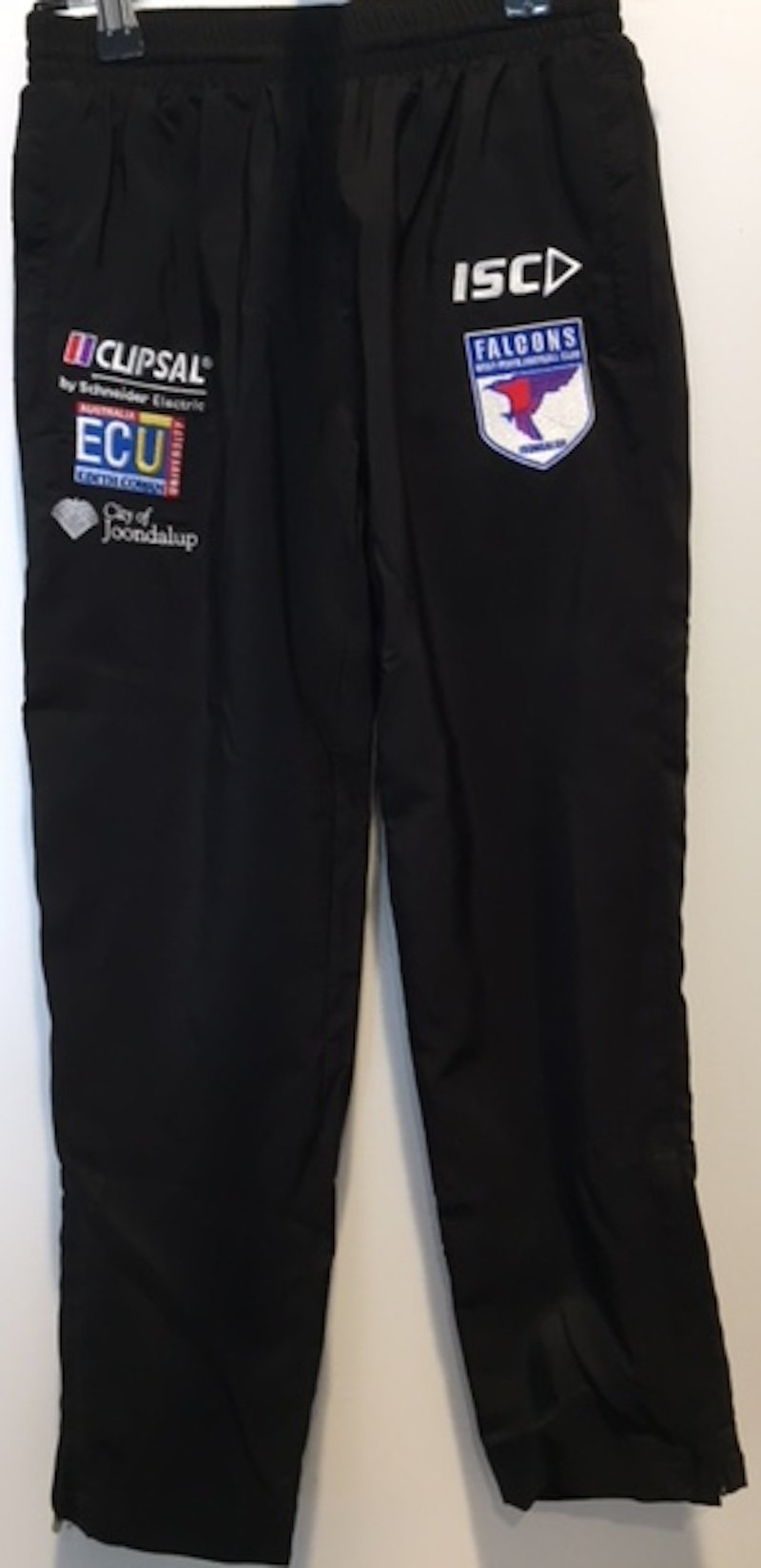 2018 Track Pants - Youth Showerproof