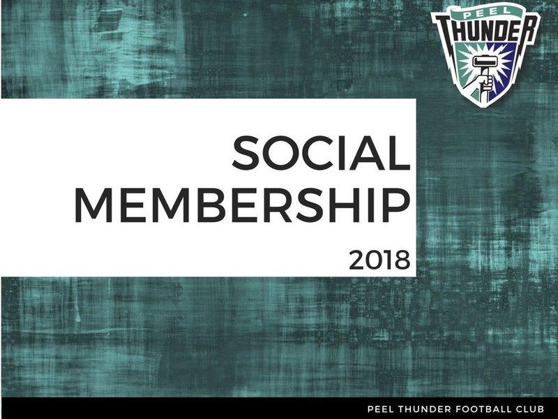 Social Member Single