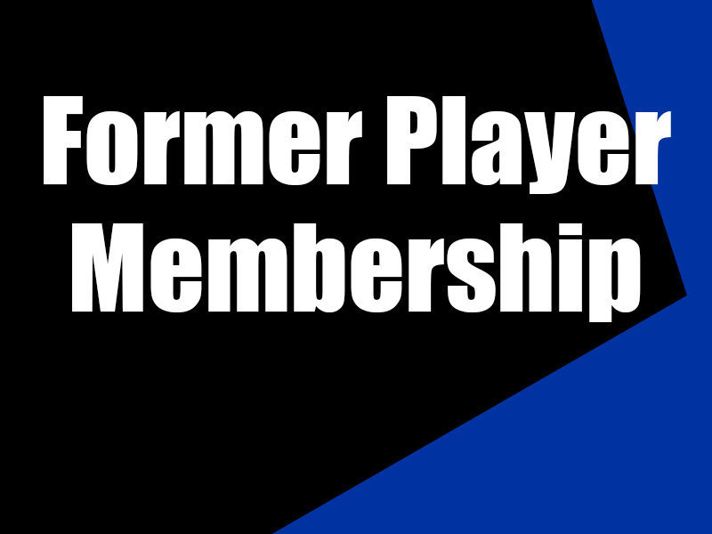 Former Player Membership