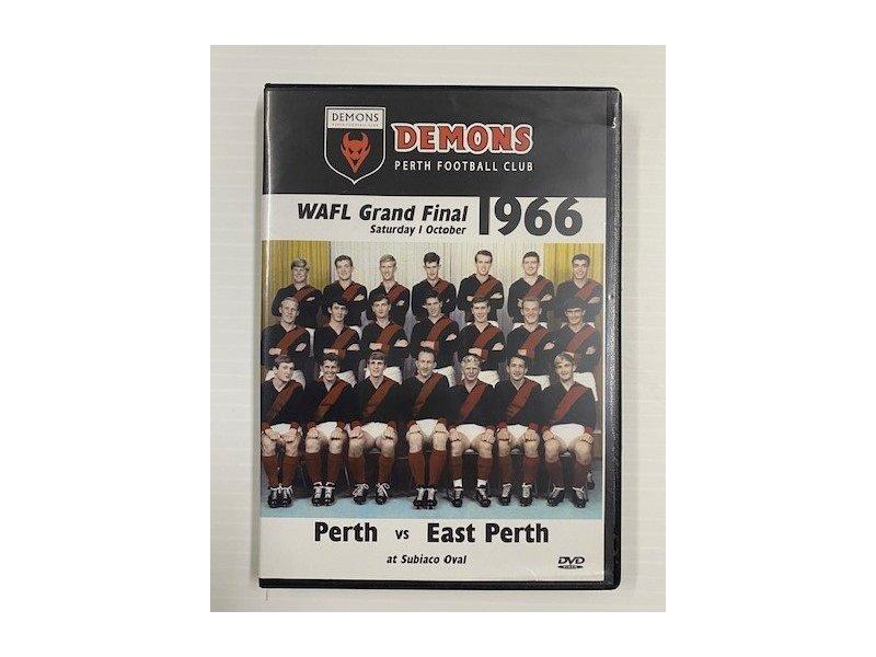 Perth Football Club DVD - 1966