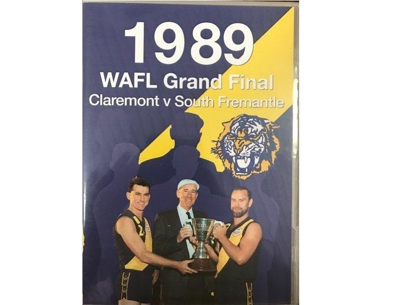 1989 Grand Final DVD