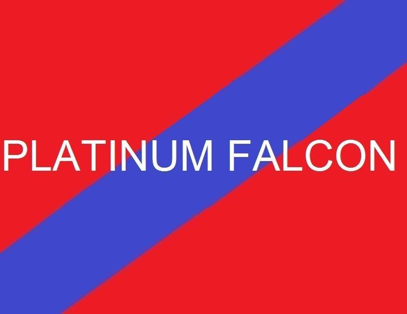 Platinum Falcon