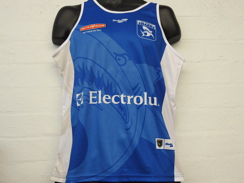 2017 EFFC Training Singlet